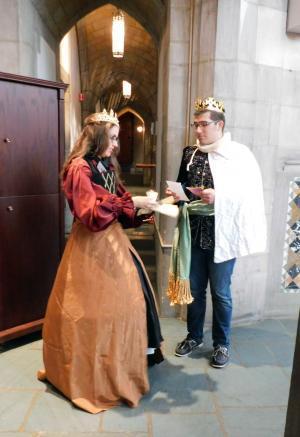 Queen Isabella & King Ferdinand