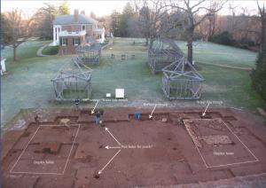 South Yard Excavation