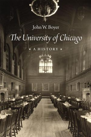 Book Cover for The University of Chicago: A History